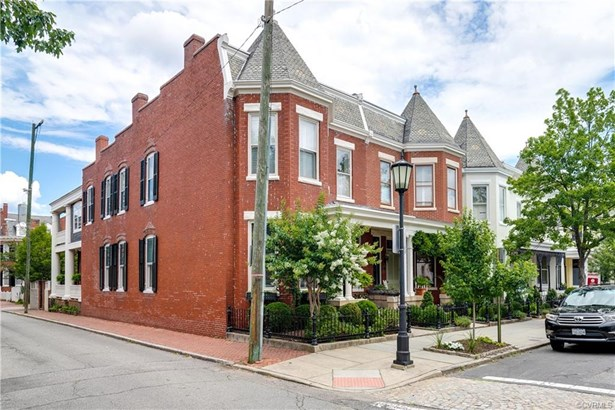 Two Story, Victorian, Single Family - Richmond, VA