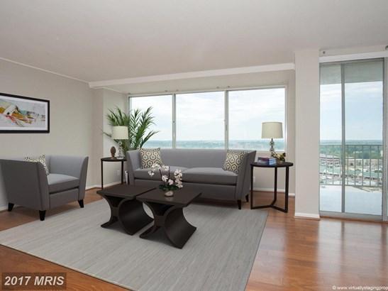 Hi-Rise 9+ Floors, Contemporary - ALEXANDRIA, VA (photo 3)