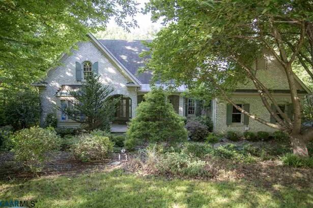 French Eclectic, Detached - KESWICK, VA (photo 3)
