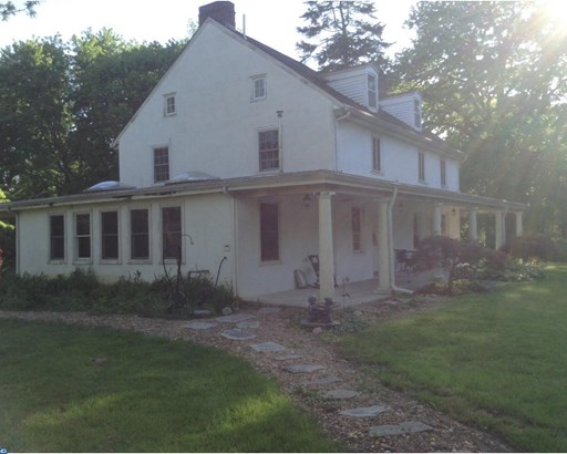 Colonial, Detached - ABINGTON, PA (photo 2)