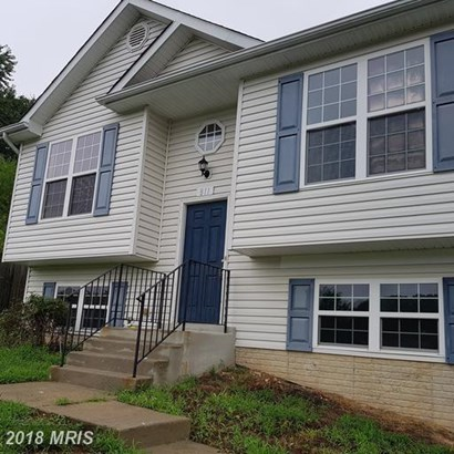 Split Foyer, Detached - CAPITOL HEIGHTS, MD