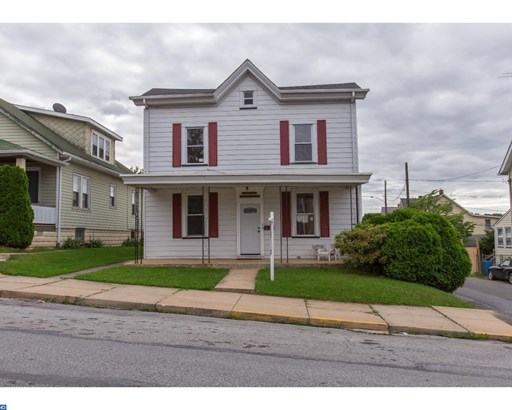 Colonial, Detached - COATESVILLE, PA (photo 1)