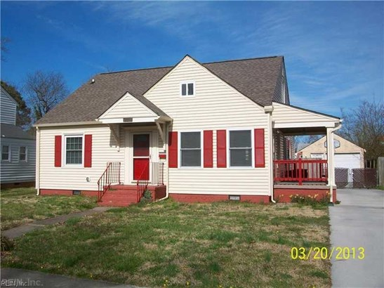 Cottage, Single Family - Hampton, VA (photo 1)