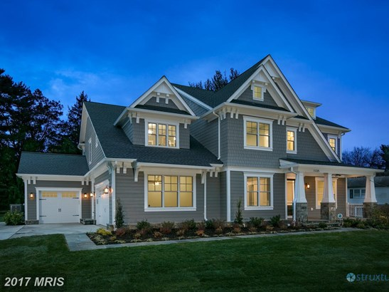 Craftsman, Detached - NORTH BETHESDA, MD (photo 1)