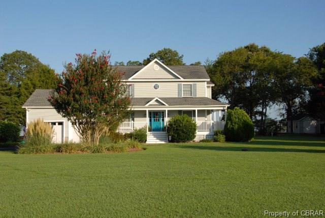 2-Story, Colonial, Single Family - Reedville, VA