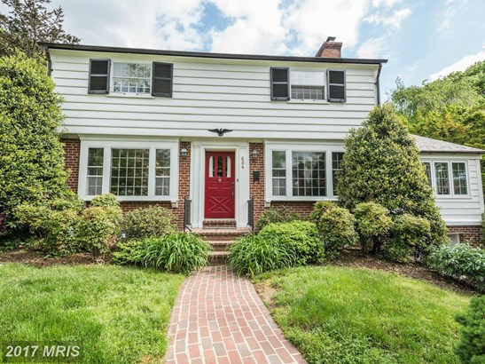 Colonial, Detached - TOWSON, MD (photo 1)