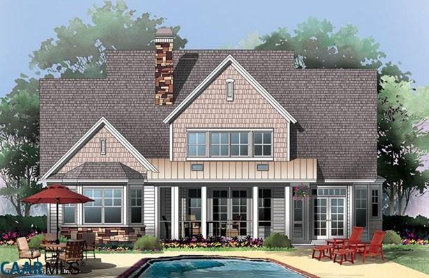 Proposed Detached, Arts & Crafts, Cottage, Shingle - CROZET, VA (photo 2)