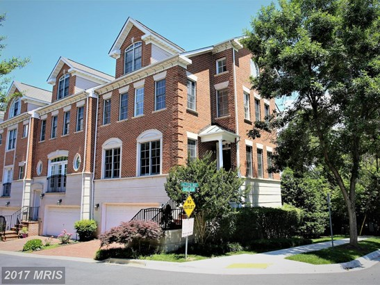 Townhouse, Contemporary - BETHESDA, MD (photo 1)
