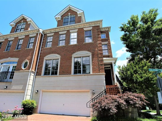 Townhouse, Contemporary - BETHESDA, MD (photo 3)