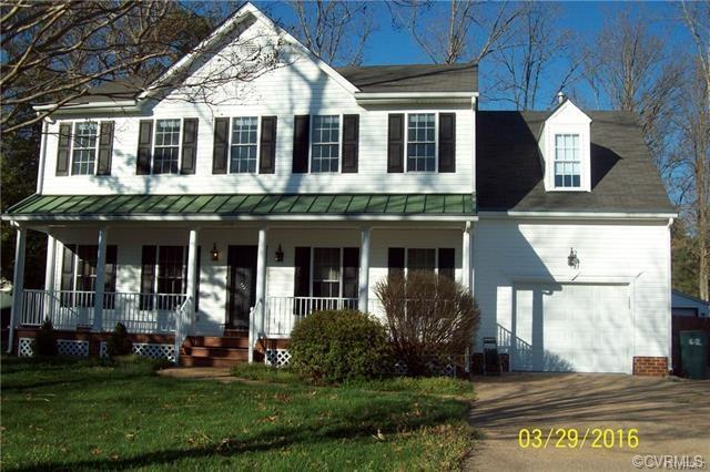 2-Story, Colonial, House - Glen Allen, VA (photo 1)