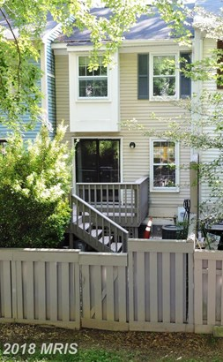 Townhouse, Contemporary - MONTGOMERY VILLAGE, MD (photo 2)