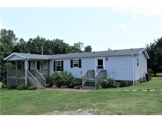 Manufactured Homes, Ranch, Single Family - Boydton, VA (photo 1)