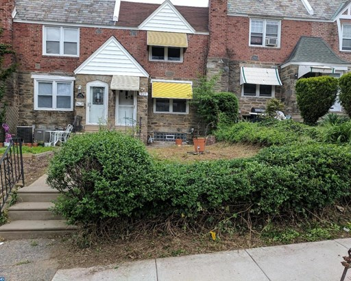 Row/Townhouse/Cluster, EndUnit/Row - UPPER DARBY, PA (photo 1)