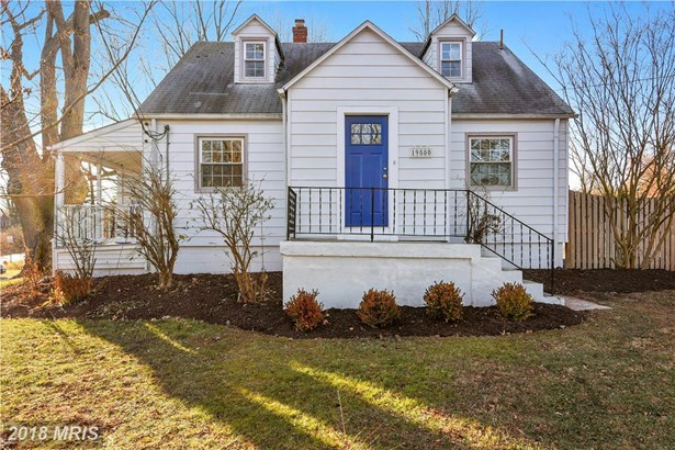 Cape Cod, Detached - POOLESVILLE, MD (photo 1)