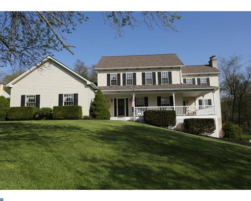 Colonial, Detached - ROYERSFORD, PA (photo 1)