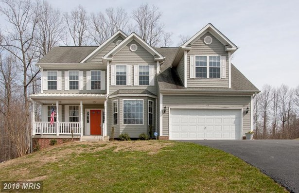 Colonial, Detached - SUNDERLAND, MD (photo 1)