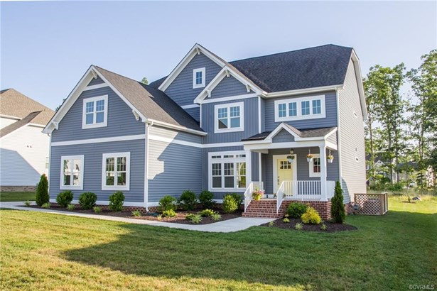 Craftsman, Single Family - Midlothian, VA