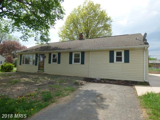 Rancher, Detached - MAUGANSVILLE, MD (photo 1)