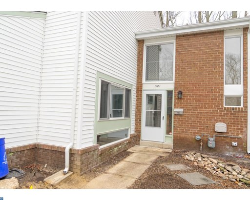 Colonial, Row/Townhouse/Cluster - EVESHAM, NJ (photo 3)