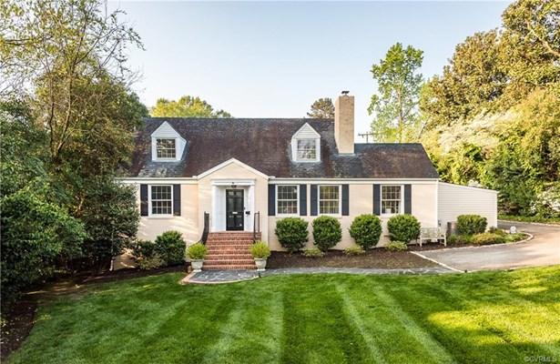 Cape Cod, Colonial, Single Family - Richmond, VA