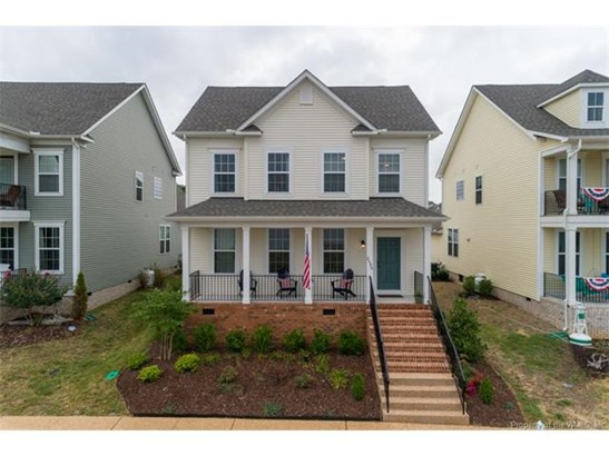 Transitional, Single Family - Hayes, VA (photo 1)
