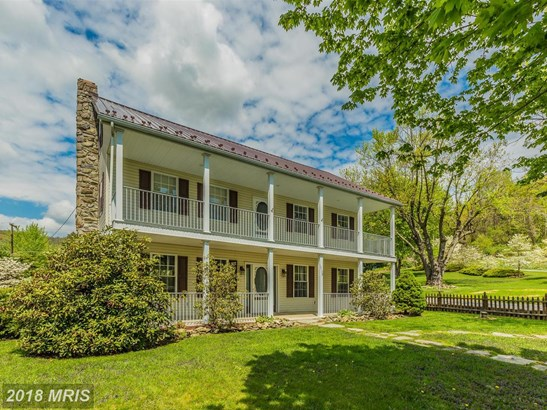 Colonial, Detached - SABILLASVILLE, MD (photo 1)