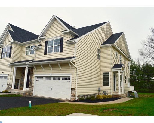 Semi-Detached, Traditional - LANSDALE, PA (photo 1)