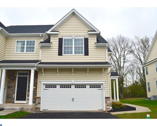 Semi-Detached, Traditional - LANSDALE, PA (photo 2)
