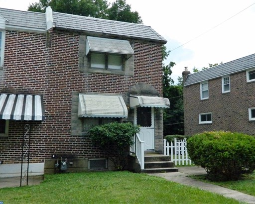 Row/Townhouse, EndUnit/Row - COLLINGDALE, PA (photo 1)