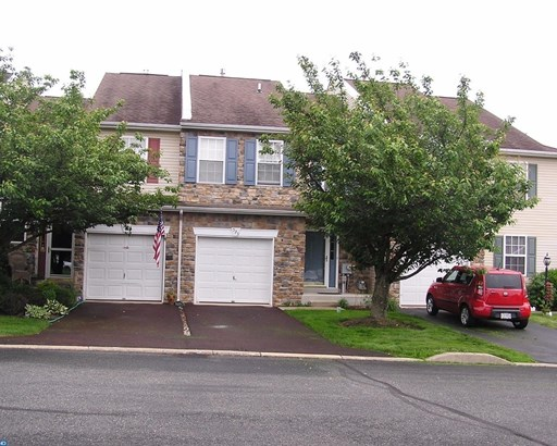 Row/Townhouse, Colonial - HARLEYSVILLE, PA (photo 1)