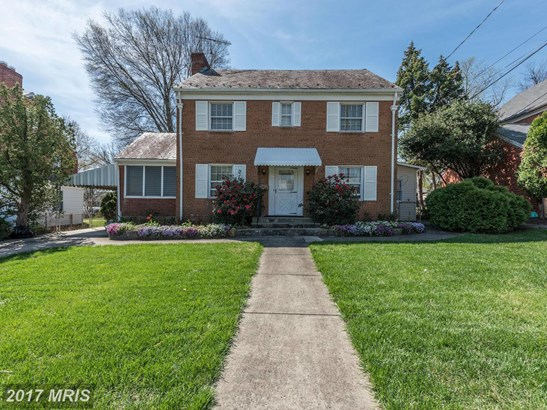 Colonial, Detached - HYATTSVILLE, MD (photo 1)