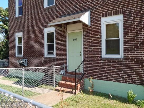 Colonial, Duplex - BALTIMORE CITY, MD (photo 2)