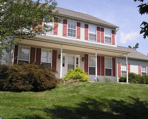 Colonial, Detached - EAGLEVILLE, PA (photo 1)