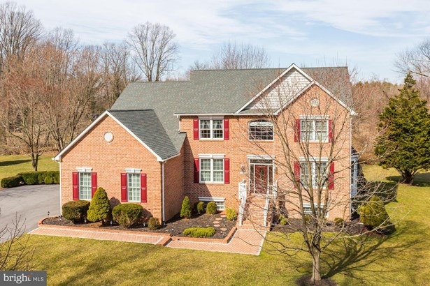 Detached, Single Family - MILLERSVILLE, MD