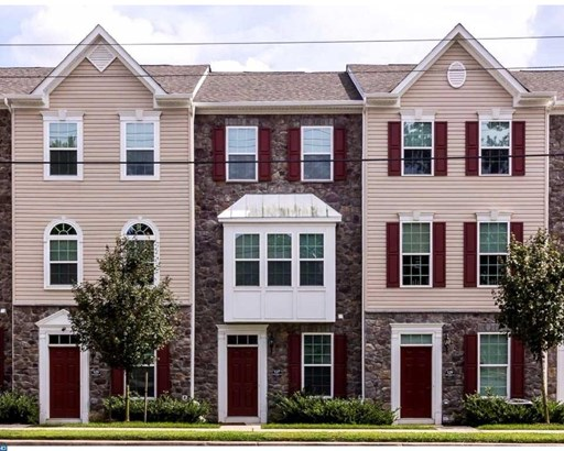 Row/Townhouse/Cluster, Contemporary - SOMERDALE, NJ (photo 3)