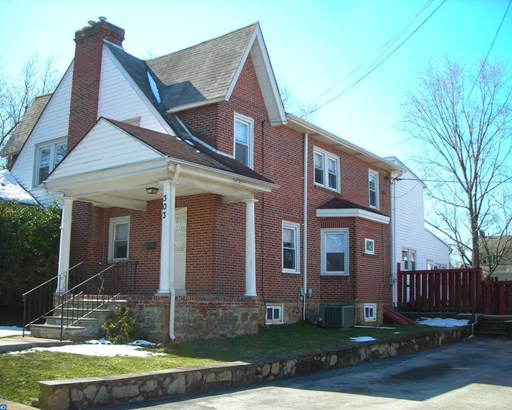Semi-Detached, Colonial - NORRISTOWN, PA (photo 1)