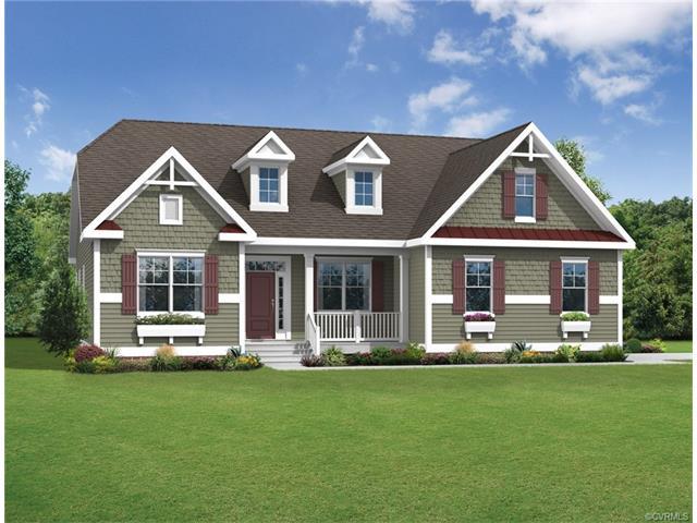 Craftsman, Custom, Ranch, Single Family - Midlothian, VA (photo 1)