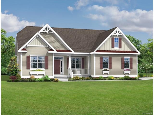 Craftsman, Custom, Ranch, Single Family - Midlothian, VA (photo 2)