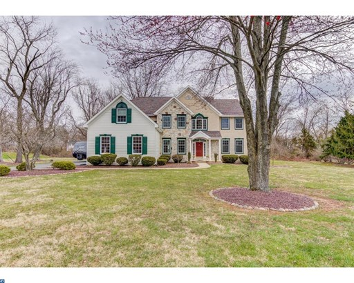 Colonial, Detached - WEST CHESTER, PA (photo 1)