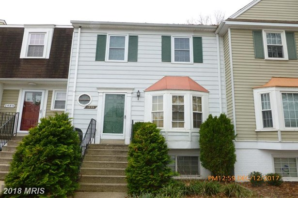 Townhouse, Colonial - CROFTON, MD (photo 1)