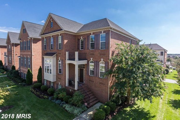 Colonial, Detached - GAITHERSBURG, MD