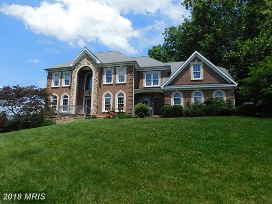 Colonial, Detached - COCKEYSVILLE, MD