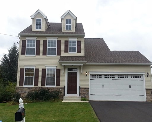 Colonial, Detached - WILLOW GROVE, PA (photo 2)