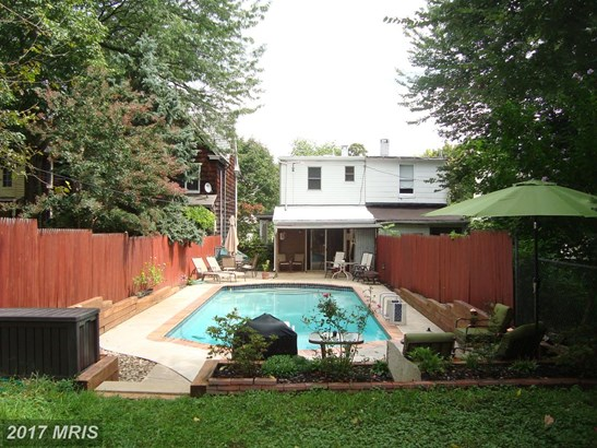 Semi-Detached, Colonial - BALTIMORE, MD (photo 1)