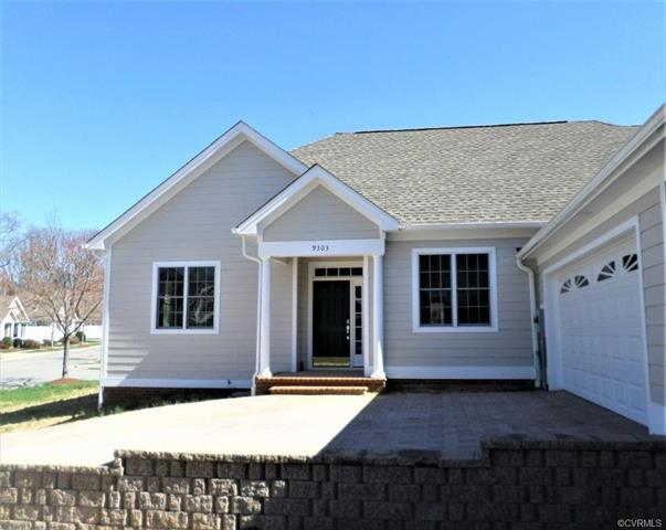 Condo/Townhouse, Craftsman, Custom, Green Certified Home - Chesterfield, VA (photo 1)