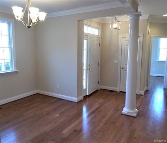 Condo/Townhouse, Craftsman, Custom, Green Certified Home - Chesterfield, VA (photo 3)