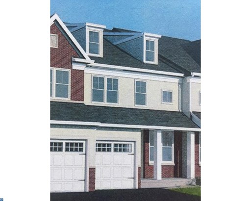 Row/Townhouse, Traditional - HARLEYSVILLE, PA (photo 1)