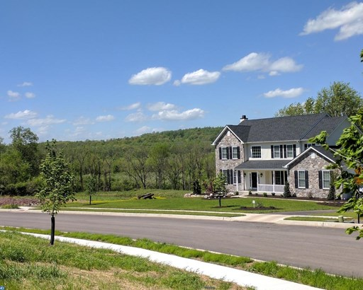 Colonial, Detached - SCHWENKSVILLE, PA (photo 3)