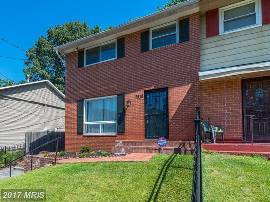 Semi-Detached, Colonial - CAPITOL HEIGHTS, MD (photo 1)