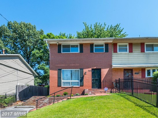 Semi-Detached, Colonial - CAPITOL HEIGHTS, MD (photo 2)